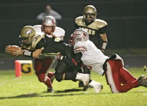Krakowski set the standard by which all future WRHS running backs will be measured.