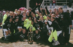 After losing in the NVL finals each of the last two seasons, the Naugy girls broke through by topping Torrington, 5-1.