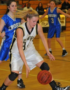 Star Gazing: Hawks hoopster Heather Framski