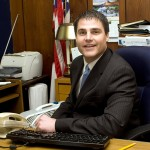 Naugatuck Mayor Robert Mezzo