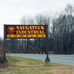 More businesses could move in to the Naugatuck Industrial Park if some of the parcels are subdivided.