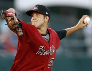 Dean returns to the mound for Rock Cats