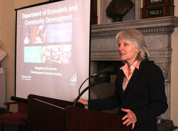 Business growth highlights annual NEDC meeting