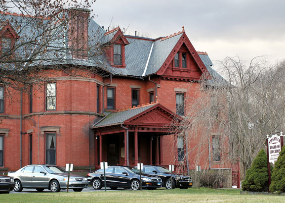 Borough discussing future uses for Tuttle House
