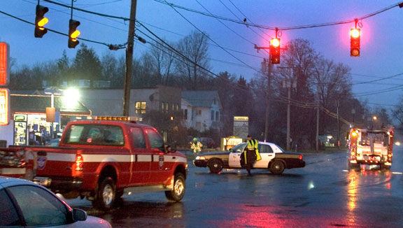 Borough man charged in fiery-ending police chase | Citizen's