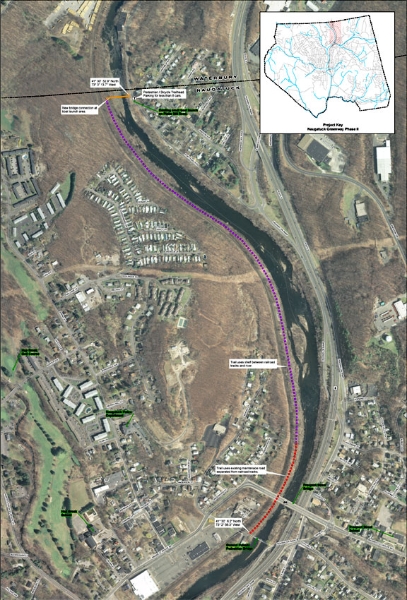 Borough seeks funding for phase two of greenway