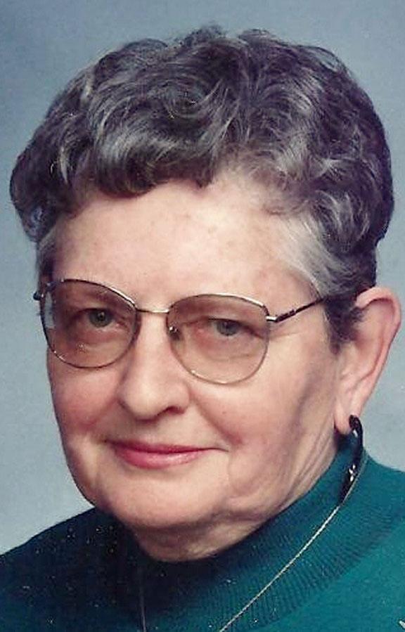 Obituary: Ann N. (O'Connor) Smith