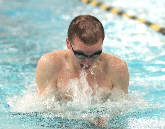 Hawks, 'Hounds swimming in different directions
