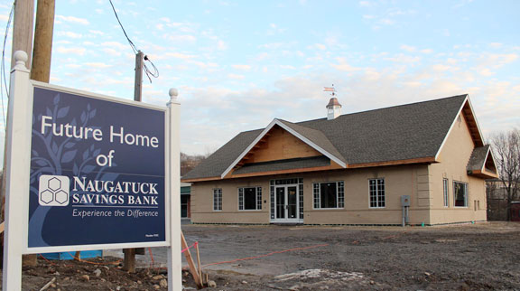 Naugatuck Savings Bank opening new branch