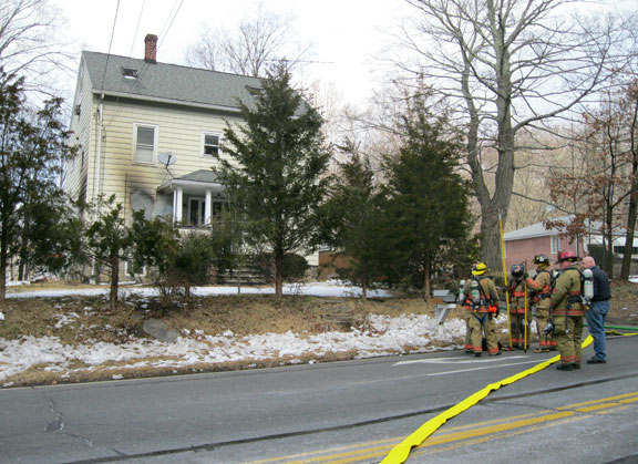 Investigation into borough fire looks at possible arson