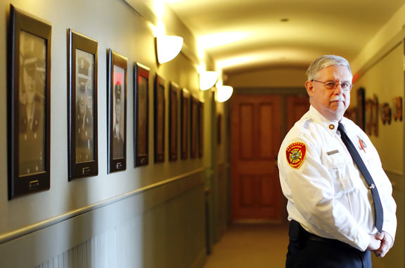 Fire officials seek permanent fire marshal