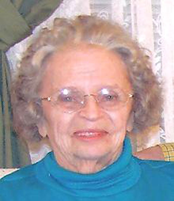 Obituary: Winifred (Dorr) Young