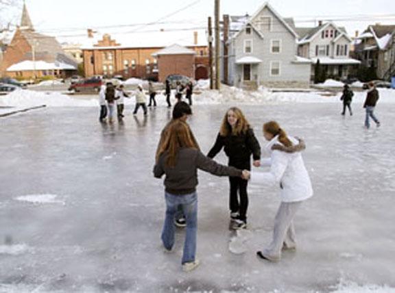Effort underway to bring skating rink to borough