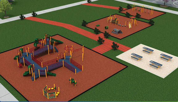 A playground for every child