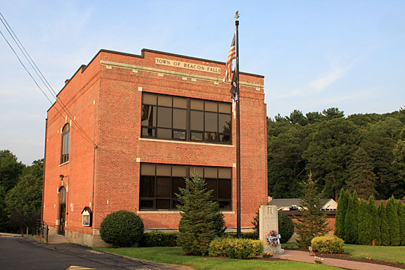 Beacon Falls' mill rate set at 31.10