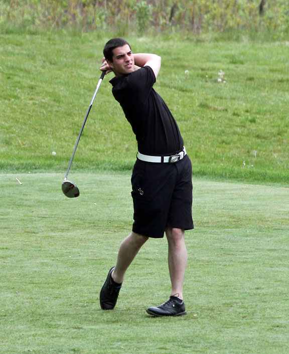 Hawks, 'Hounds tee it up at NVL tourney