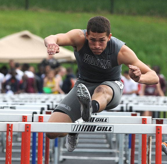 Three NVL titles in one year a first at Woodland
