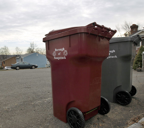 Borough trash collection to be fully automated soon