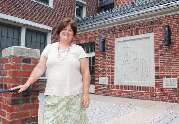 Familiar principal takes reins at Hop Brook