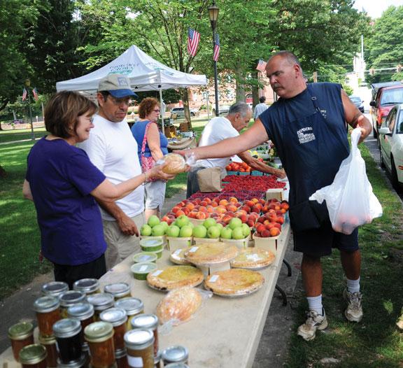 Farmers market opens for fresh season