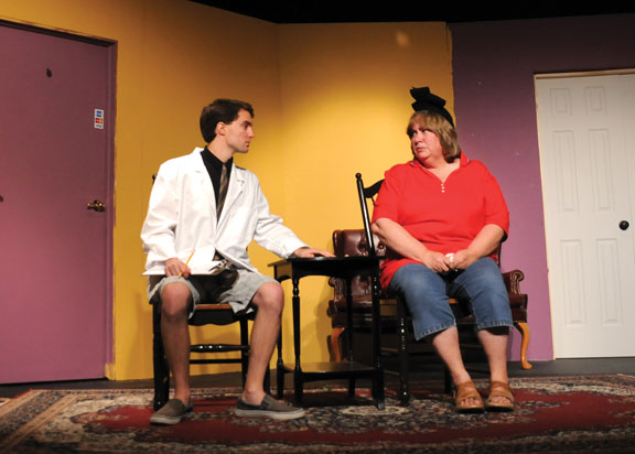 Harvey comes to life at Phoenix Stage Company