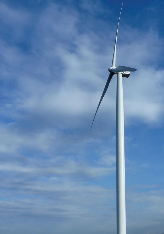 Hearing set on wind turbine siting regulations