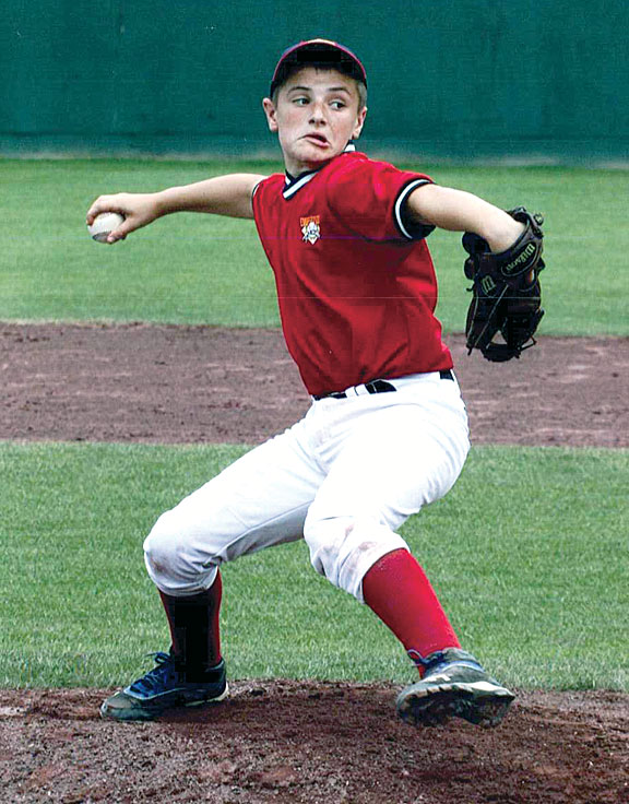 Prospect's Searles pitches in Cooperstown