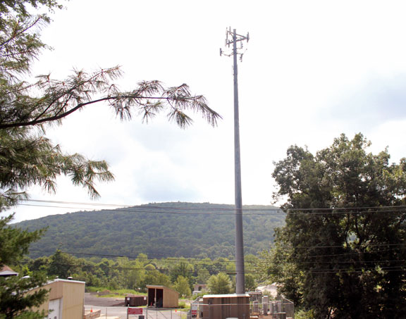 Cell tower sale subject of town meeting