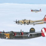 The Wings of Freedom Tour is coming to the Oxford-Waterbury Airport this weekend. -CONTRIBUTED