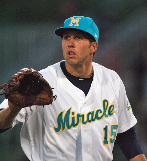 Dean continues chasing big league dreams