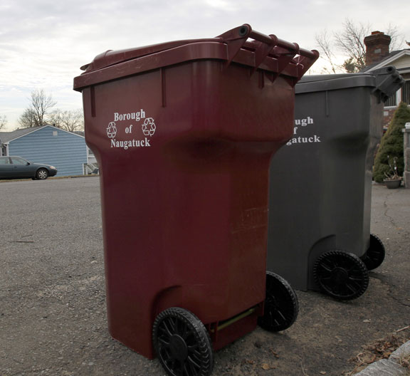 Garbage collection pushed back for Labor Day