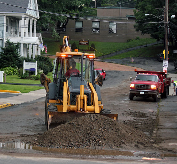 Borough seeks funds for drainage repairs