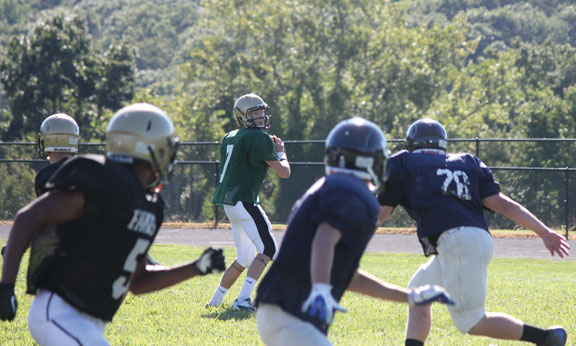 Hawks seek to fly high with spread offense