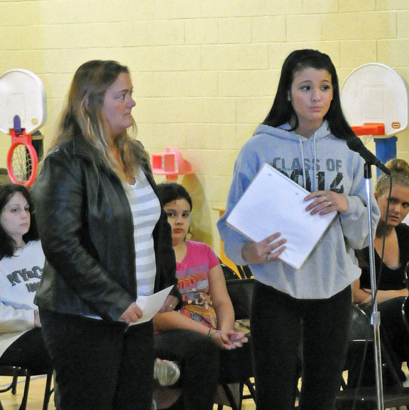 Students voice concerns with dress code
