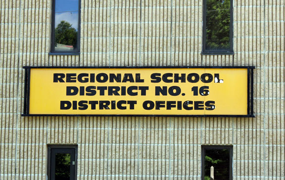 Region 16 facing early budget deficit