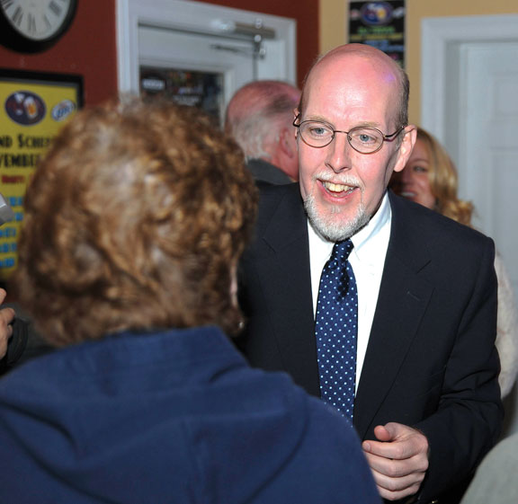Markley defeats Mazurek in the 16th District