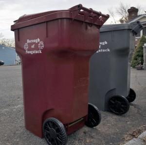 Trash-Barrels