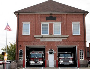 Borough approves new contract for firefighters