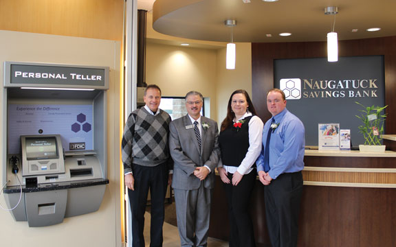 Naugatuck Savings Bank opens Wallingford branch