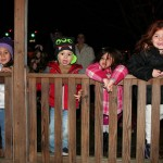 Naugatuck held its annual holiday kickoff on Dec. 3 on the Town Green. – Maryanne Healy