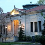 The numbers of patrons, programs, and circulation at the Whittemore Library in Naugatuck all increased in the 2011-12 fiscal year. –FILE PHOTO
