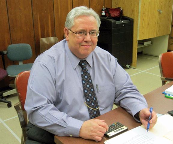 Borough's financial guru to retire