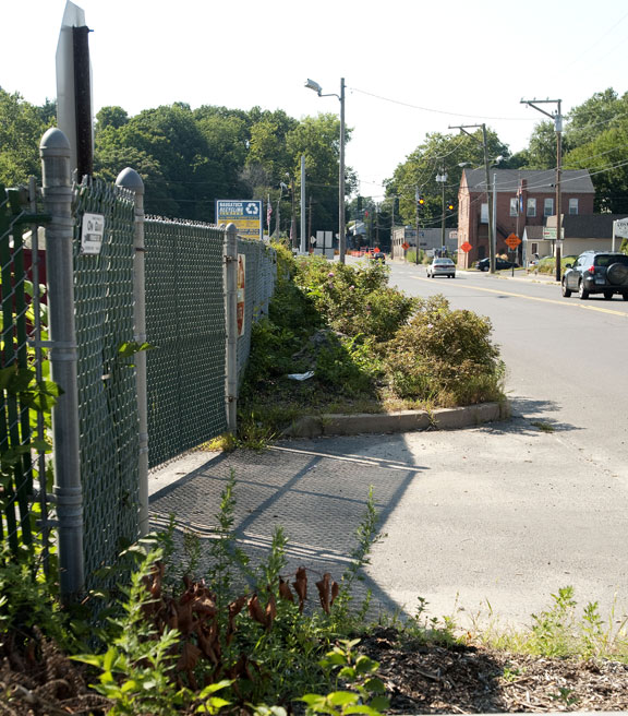 Naugatuck Recycling Center closed this week
