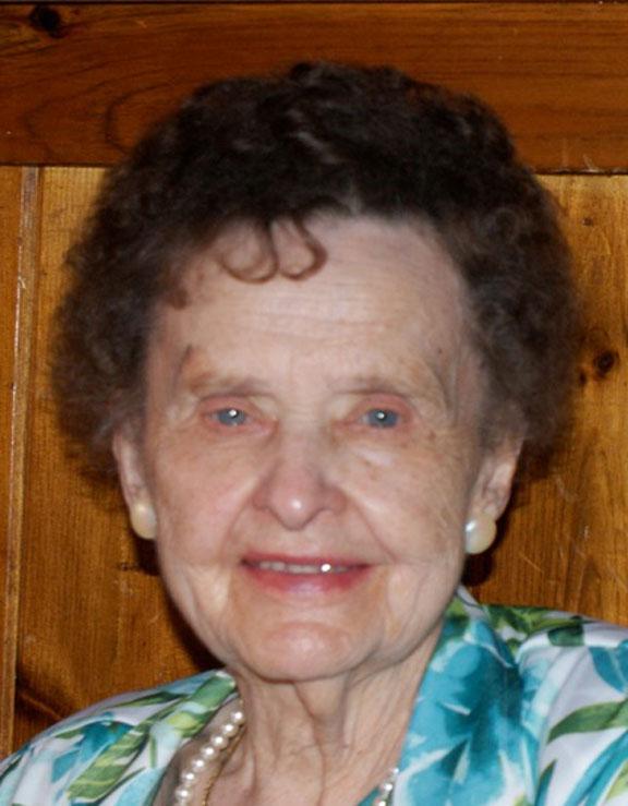 Obituary: Irene F. (Broff) Lusas