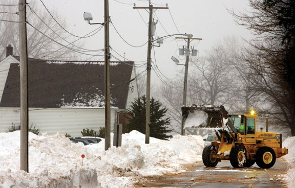 Council approves transfers to cover snow cleanup