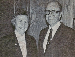Anna Lee and Robert Van Allen were among the founding members of the United Way of Naugatuck and Beacon Falls. The United Way established the Van Allen Medal in 2007 to honor the Van Allens and recognize people for extraordinary service to the community as a whole, not just the United Way. To celebrate its 50th anniversary, the United Way is awarding 50 Van Allen Medals at its annual meeting in April. –NAUGATUCK DAILY NEWS