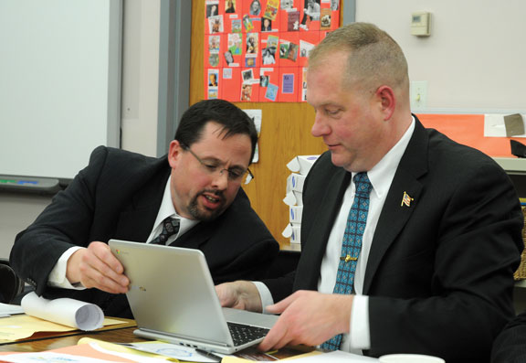 Borough schools looking to compute in the cloud