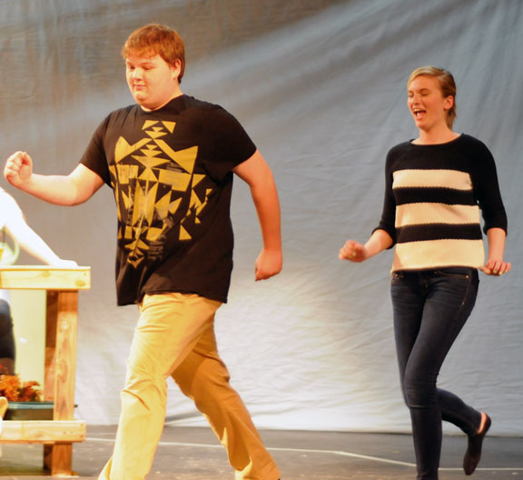 Woodland Theatre presents 'Little Shop of Horrors'