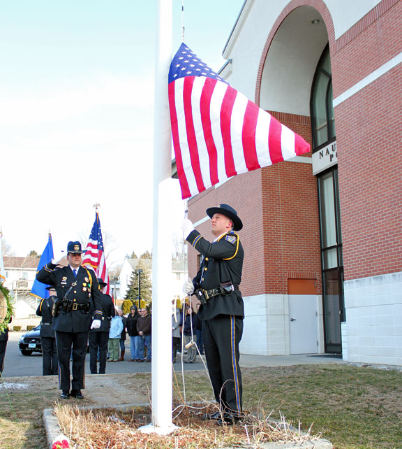 Police honor memory of fallen officer