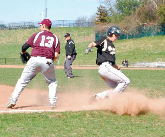 Woodland snaps losing skid